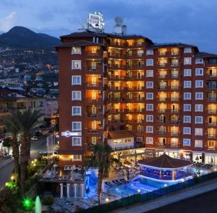 VILLA MOONFLOWER APART HOTEL